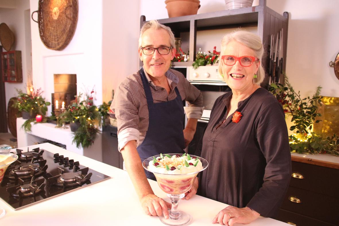 Entertaining with Darina Allen & Rory O'Connell - Ballymaloe Cookery School