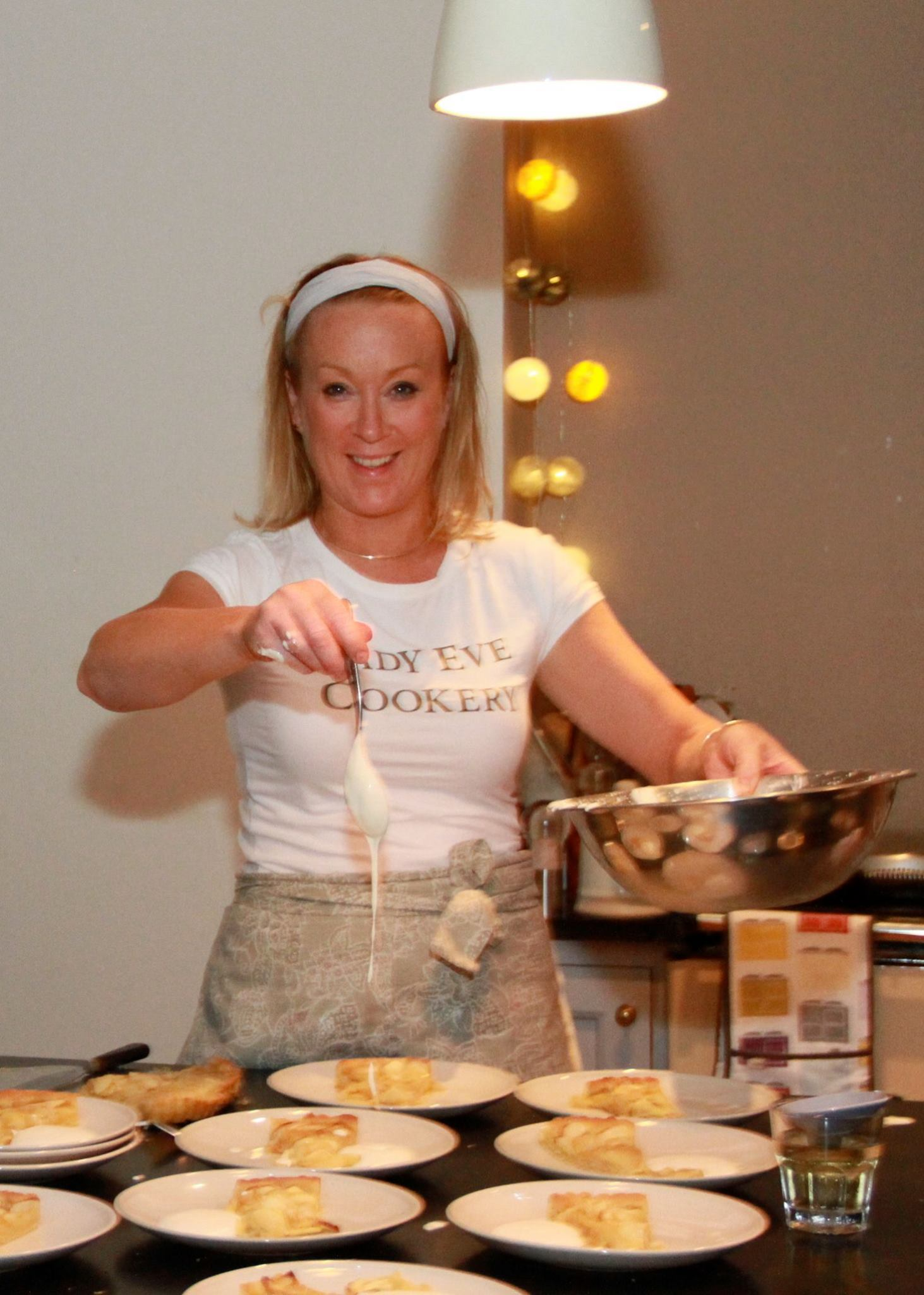 BCS Alumni - Nikki Walsh - Lady Eve Cookery