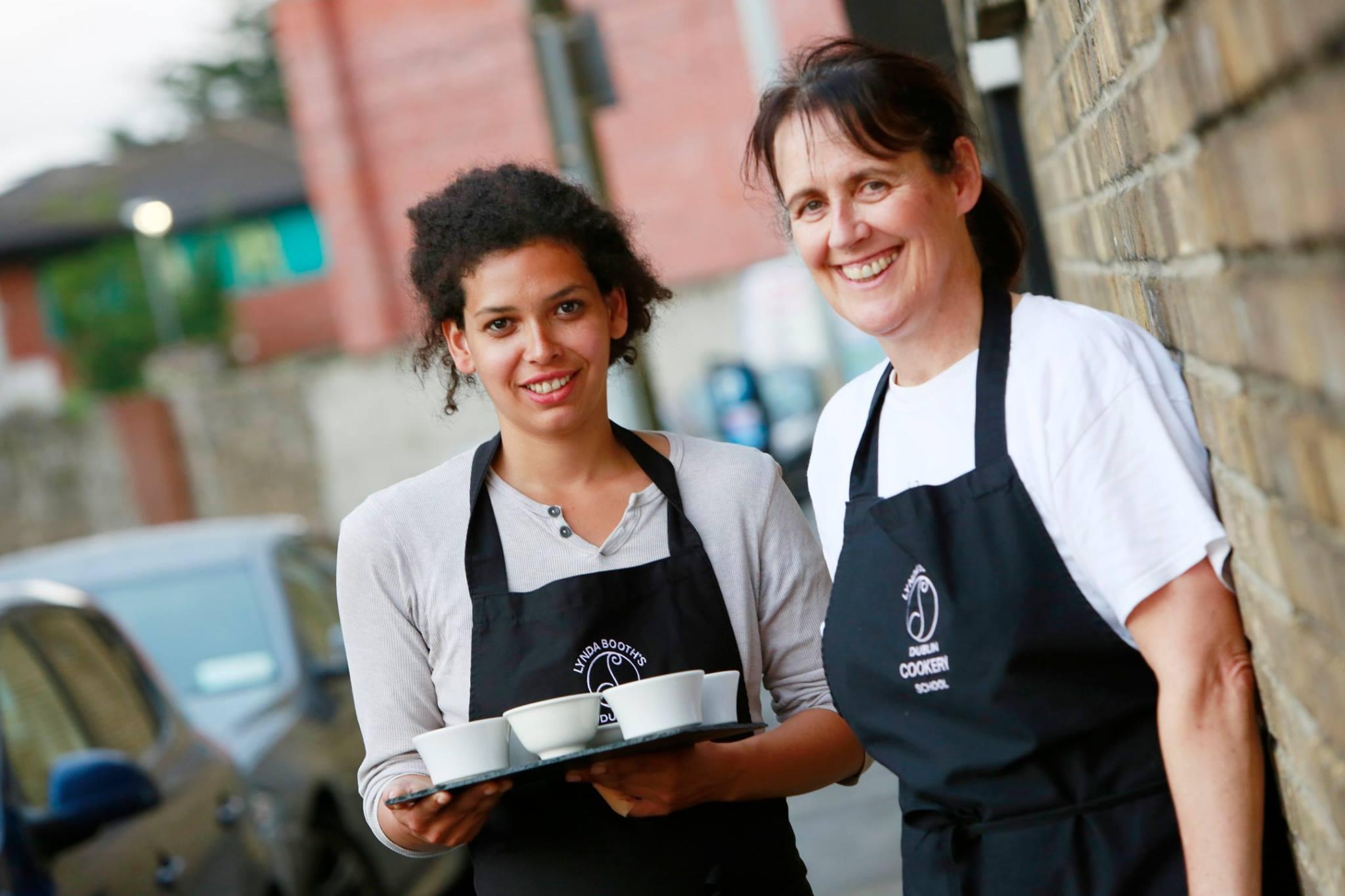 BCS Alumni - Lynda Booth - Ballymaloe Cookery School