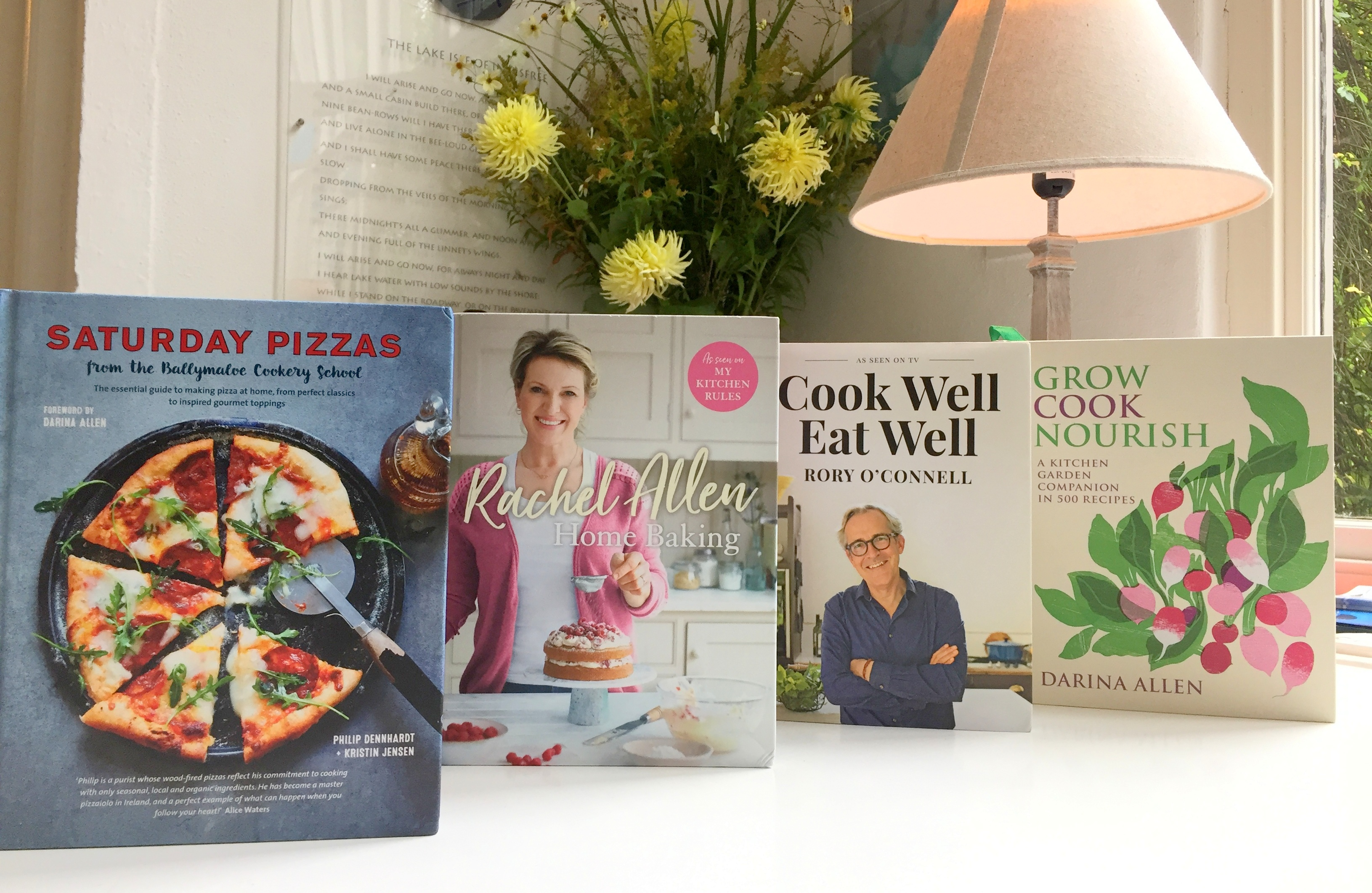 New Books by Ballymaloe Teachers