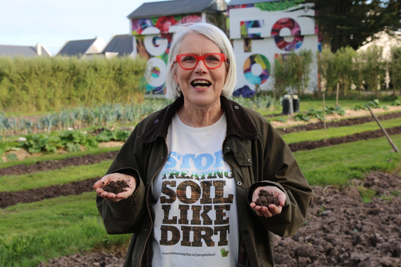 Darina Allen launches Save Our Soil campaign