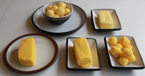 Homemade Butter, Yoghurt & Several Cheeses - Ballymaloe Cookery School