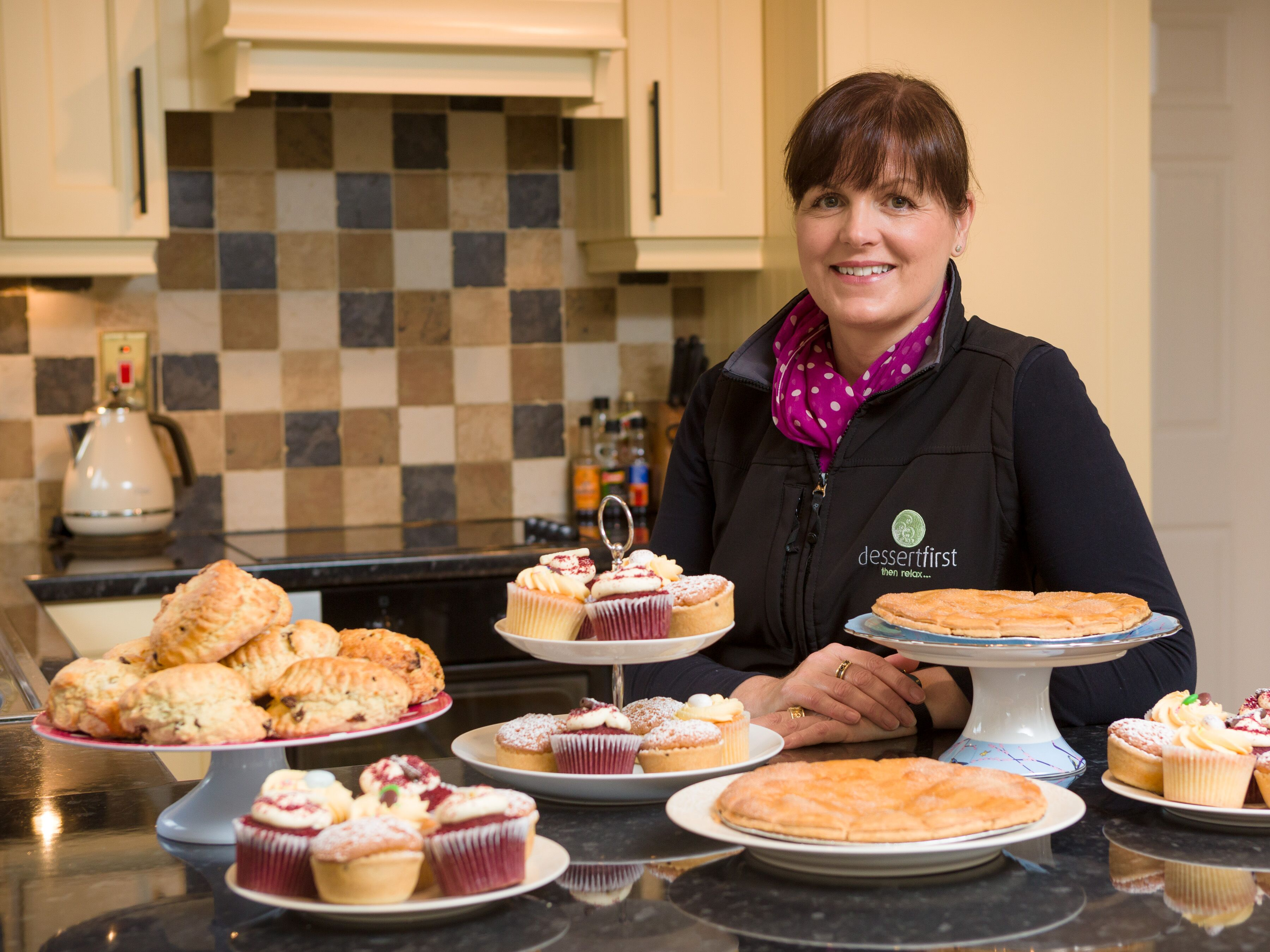 Margaret Fleming DessertFirst