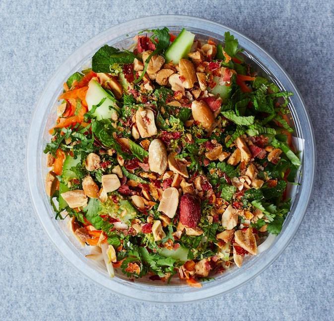 Vietnamese Chicken Salad pot by HiLo