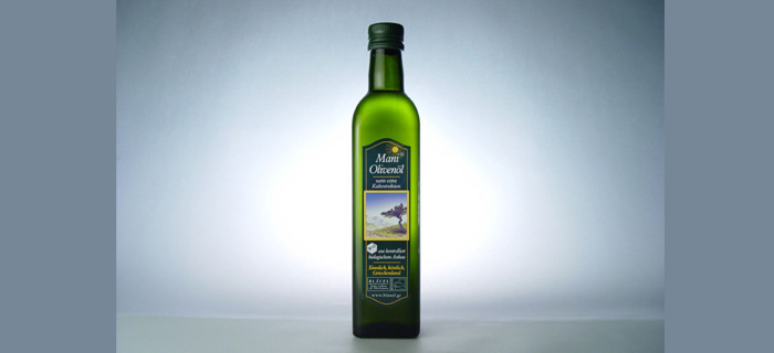 Mani Olive Oil from Blauel