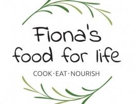Fiona's Food For Life logo