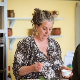 Camilla Plum at Ballymaloe Cookery School