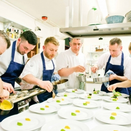 OX Pop-Up LitFest '15 - Ballymaloe Cookery School