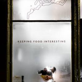 BCS Alumni - Ben Reade - Edinburgh Food Studio