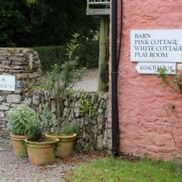 The Pink Cottage at Ballymaloe Cookery School