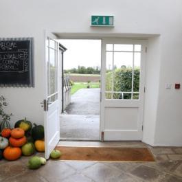 Doorway to The Water Garden - Ballymaloe Cookery School