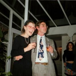 Darina & Tim Allen - 1989