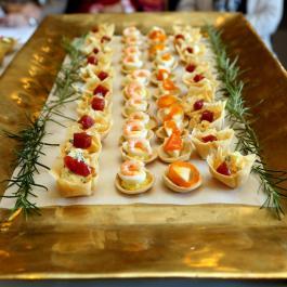 Cheats Tarts - Simply Delicious Food Fast - Ballymaloe Cookery School