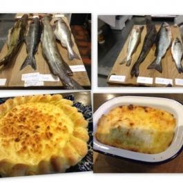 Seafood Course - Ballymaloe Cookery School