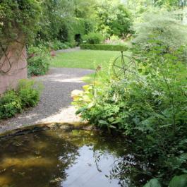 Lydia's Garden, Ballymaloe Cookery School