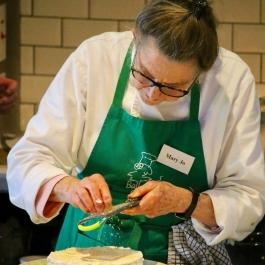 Guest Chef Mary Jo McMillin - Ballymaloe Cookery School