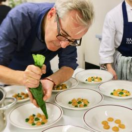 Slow Food Pop Up Dinner 2016