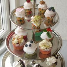 Afternoon Tea & Cakes - Ballymaloe Cookery School