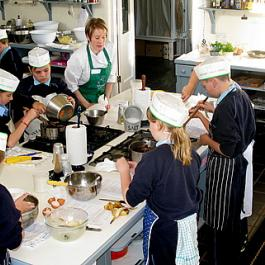 Kids In The Kitchen - Ballymaloe Cookery School