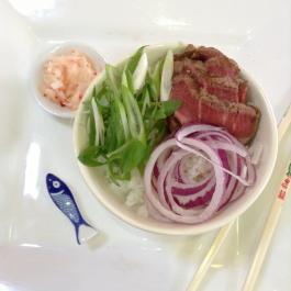 Sushi at Ballymaloe Cookery School