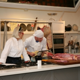 How to cure a pig and use every morsel at Ballymaloe Cookery school