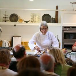 Darina Allen - Afternoon Cookery Demonstration - Ballymaloe Cookery School