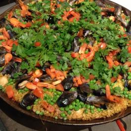 Paella - One Pot Wonders - Ballymaloe Cookery School