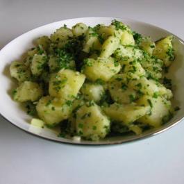 Potato Salad - Simply Delicious Food Fast - Ballymaloe Cookery School