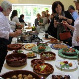 Discovering Tapas & Sherry - Ballymaloe Cookery School