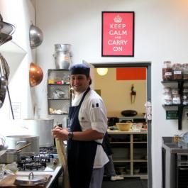 12 Week Certificate Student - Ballymaloe Cookery School