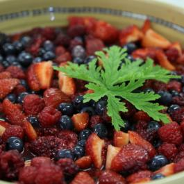 Summer Fruit Salad - One Pot Wonders - Ballymaloe Cookery School