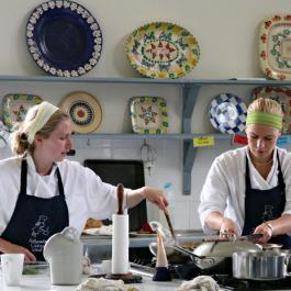 12 Week Certificate Students - Ballymaloe Cookery School