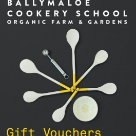 Ballymaloe Cookery School Advert - True Output