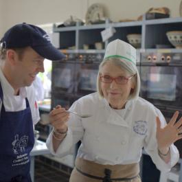 Darina Allen  - Ballymaloe Cookery School