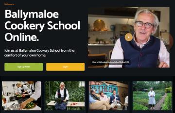 Ballymaloe Cookery School Online