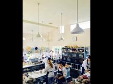 12 week students - bread & chicken - Ballymaloe Cookery School